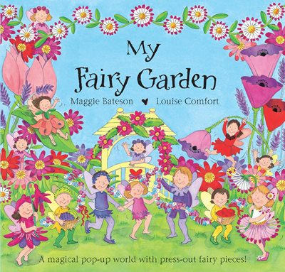 Book cover for My Secret Fairy Garden (HB)